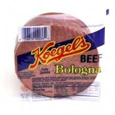 Bologna Beef Sliced